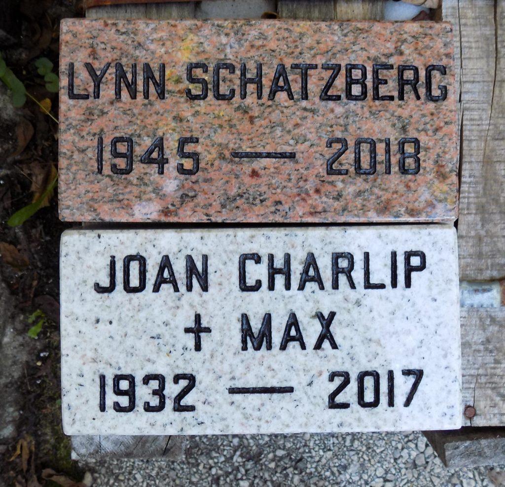 Lynn and Joan
